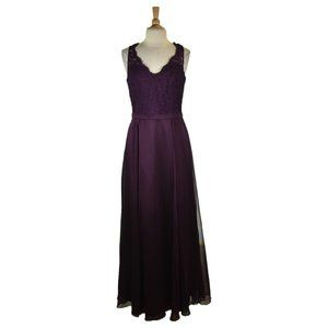 Belsoie Gown 14 Purple